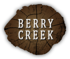 Berry Creek Cabins Logo